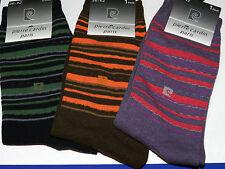 3 Pares de calcetines socks 36/42 PIERRE CARDIN surtidos Agodón 95% elastano 5%