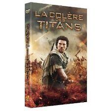 DVD *** LA COLERE DES TITANS *** ( neuf sous blister )