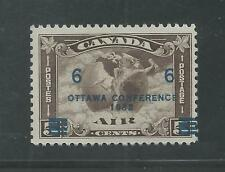 CANADA # C-4 MNH AIRMAIL GLOBE SURCHARGED (4125)