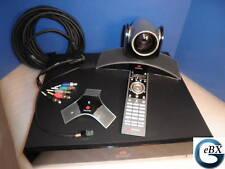 Polycom HDX 9004 8-Rm Multipoint +1y Wrnty, Camera, P+C, Mic, Rem 2200-23500-001