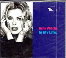MAXI CD SINGLE 4T KIM WILDE IN MY LIFE CD single 4-Track Edition 1993 NEUF SCELL