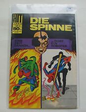Hit Comics (BSV, Gb.) Nr. 9 (Z1-2) Die Spinne