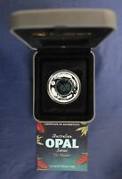 "2012 Australia 1oz Silver Proof ""Opal Series - Wombat"" in Case with COA  (AA6/2)"