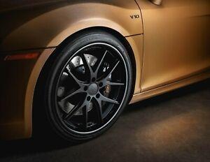 "22"" Ferrada FR2 Matte Black Concave Wheels for BMW F26 G02 E53 E70 F15 G05 X4 X5"