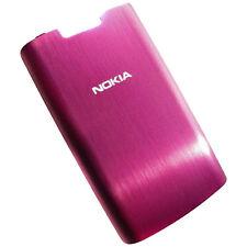 Nokia X3-02 Original Akkudeckel Pink Batterie-Deckel Back-Cover Akkufachdeckel
