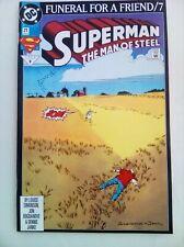 Superman  The Man of Steel #21 - DC Comics - 1993 - NEAR MINT CONDITION