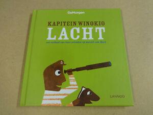 BOEKJE + CD / KAPITEIN WINOKIO LACHT ( DEMORGEN, LANNOO )