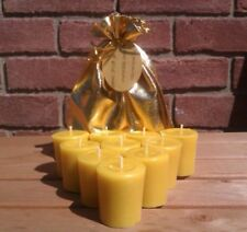 Handmade Orange Scented Candles Lights