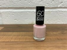 Rimmel 60 Seconds Super Shine Nail Polish in Lose Your Lingerie (Pearl Pink) 8ml