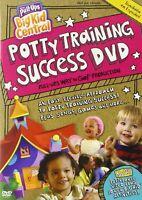 Pull-ups Big Kid Central Potty Training Success (DVD, 2010)
