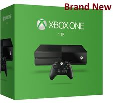 Brand New Microsoft Xbox One 1TB Console - Black.