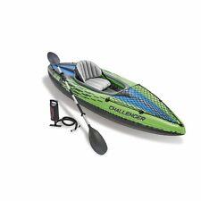 Kayak gonflable Challenger K1 - 1 Place - Vert