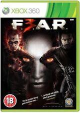 XBOX 360 FEAR 3 F3AR F.E.A.R. 3
