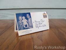 1953 Amer. Character Ricky, Jr. box Insert Leaflet (Reproduction)