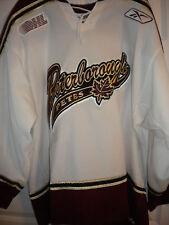 2007-2009 Ohl Chl Peterborough Petes Jake Laplante Game Worn Hockey Jersey