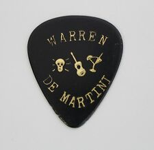 Warren De Martini Ernie Ball Tour Show Guitar Pick Ratt