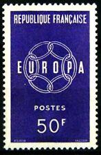 Francia 1959 Yvert nº 1219 nueva 1er elección