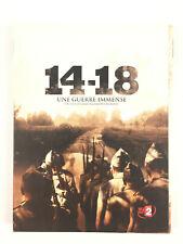 14-18 : UNE GUERRE IMMENSE Coffret 2 DVD