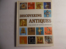 Discovering Antiques The Story of World Antiques Complete Set of 20 Books 1972