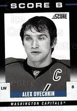 2011-12 Score B #5 Alexander Ovechkin
