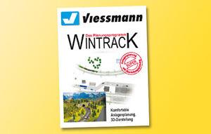 Viessmann 1006 WINTRACK 15.0 Vollversion mit 3D, DEUTSCH inkl. Handbuch #NEU#