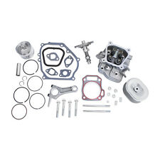 Kit For Honda GX160 5.5HP Cylinder Head Rocker Arms Camshaft Connecting Gasket