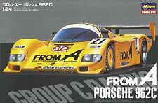 Hasegawa 20294 FROM A Porsche 962C 1/24 scale kit Japan