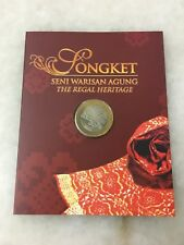 (JC) Songket - The Regal Heritage Coin Card 2005