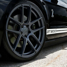 "20"" VELGEN VMB5 GUNMETAL CONCAVE WHEELS RIMS HANKOOK TIRES FITS FORD MUSTANG GT"