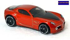Hot Wheels Alfa Romeo 8C [Exclusive set car/Bronze] - New/Loose/VHTF