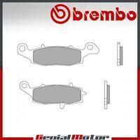 Pastiglie Brembo Freno Anter 07KA19.SA Kawasaki ER-6F left/rear 650 2006 > 2015