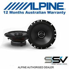 """Alpine S-S65 240W 6.5"""" 2 Way Speaker"""