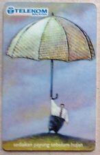 Malaysia Used Phone Cards - Sediakan Payung Sebelum Hujan