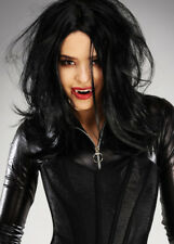 Womens Deluxe Underworld Selene Style Vampire Wig