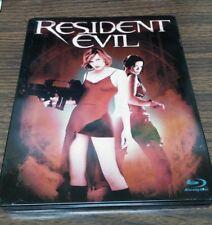 Resident Evil 1 (Blu-ray Steelbook) 2 disc set