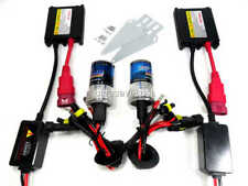 New Car 35W H4 H4-2 Xenon HID Conversion Kit Slim Ballast & Bulbs 6000K