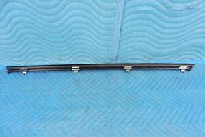Lexus LS460 LS600hL Front Passenger Door Glass Inner WEATHERSTRIP 2007-2012 OEM
