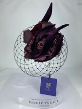 c25c12c8bbaf8 NWT Philip Treacy Fascinator