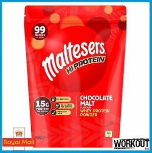Maltesers HiProtein Powder Chocolate Malt Flavour Whey Protein 450g