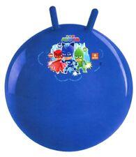 PJ Masks 50cm Retro Space Hopper Kids Childrens Blue Garden Ride On Bouncy Ball