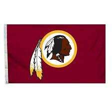 Washington Redskins Tailgate Flag 3x5 NFL Deluxe NFL All Pro Banner