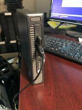 HP EliteDesk Mini 800 G1 Core i5-4590T Quad 8 GB RAM, 240 GB SSD, Win10 Pro,Wifi