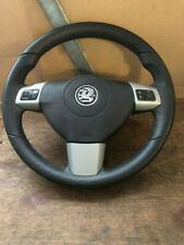 Vauxhall Astra Steering Wheel / Wheel / Airbag / Button / Astra H / MK5