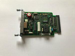 Cisco HWIC-1B-U Netzwerkkarte ISDN Netzwerkadapter 1 Port HWIC