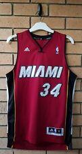 Miami Heat #34 Ray Allen Adidas NBA Swingman Jersey Size Small