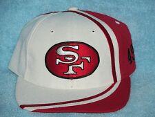 Vintage SAN FRANCISCO 49ers SnapBack Hat Cap Reebok PRO LINE NFL