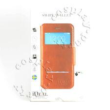 iDeal of Sweden Swipe Wallet Case iPhone 6 iPhone 7 iPhone 8 Brown