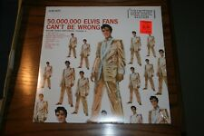 ELVIS PRESLEY VINYL LP GOLD RECORDS VOL 2 GOLD VINYL NEW UNOPENED