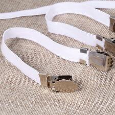 4X Bügelbrettbezug Sofa Clip Fasteners Brace Bett Blatt Grips Buckle