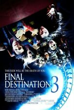 FINAL DESTINATION 3 MOVIE POSTER 2 Sided ORIGINAL 27x40 MARY ELIZABETH WINSTEAD